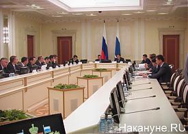 Куйвашев Зубков совещание|Фото: Накануне.RU
