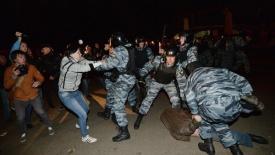 Западное Бирюлево, беспорядки|Фото:http://vseneobichnoe.livejournal.com/2046234.html