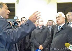 "Виктор Басаргин, аэропорт ""Кольцово""|Фото: Накануне.RU"