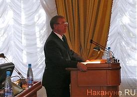 Николай Болтнев, директор департамента экономического развития, торговли и труда Курганской области  Фото: Накануне.RU