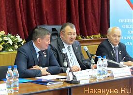 Андрей Бочаров,Николай Косарев, Валерий Якушев|Фото: Накануне.RU
