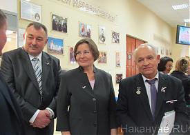 Косарев, Фечина, Якушев|Фото: Накануне.RU