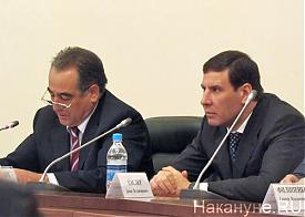 Олег Богомолов, Михаил Юревич|Фото: Накануне.RU