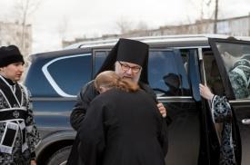 епископ Нижнетагильский и Серовский Иннокентий|Фото:пресс-служба епархии