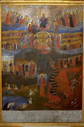 Ройзман, Быньги, реставрация, иконы|Фото: roizman.livejournal.com
