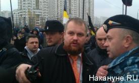 Демушкин, Русский марш, Москва|Фото:Накануне.RU