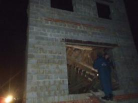 обрушение здания Челябинск 8.11.2013|Фото: ГУ МЧС РФ по Челябинской области