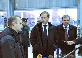 Денис Мантуров, УЗГА, самолеты|Фото: Накануне.RU