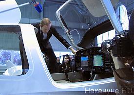 Денис Мантуров, УЗГА, самолеты, DA40 NG Tundra|Фото: Накануне.RU