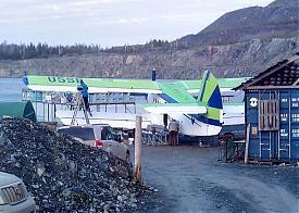 Ан-2, затопление, карьер|Фото: vk.com/magnet_fotoschool