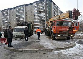 Камаз, авария, потоп|Фото: ГУ МЧС по СО