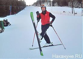 Гора Пильная, горнолыжник, горнолыжный сезон|Фото: Накануне.RU