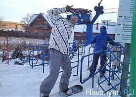 Гора Пильная, горнолыжный сезон|Фото: Накануне.RU