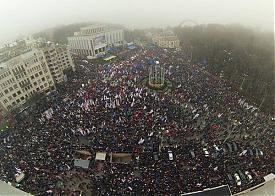 евромайдан, Украина, митинги, евроинтеграция|Фото: fraza.ua