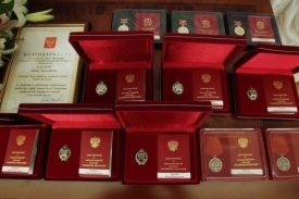 государственные награды госнаграды|Фото: gubernator74.ru