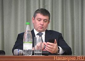 Виктор Кокшаров ректор УрФУ|Фото: Накануне.RU