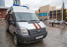 автомобиль, радиация, спасатели|Фото: alshevskix.livejournal.com