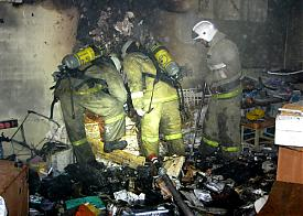 УрФУ, пожар|Фото: ГУ МЧС России по СО