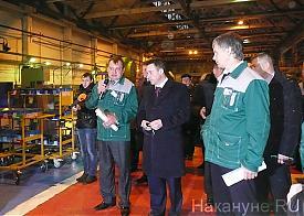 Игорь Холманских полпред президента в УрФО, Курганский автобусный завод|Фото: Накануне.RU