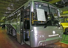 Курганский автобусный завод, автобус КАВЗ-4238 CNG|Фото: Накануне.RU