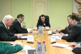 Богомолов Холманских совещание Курган|Фото: kurganobl.ru