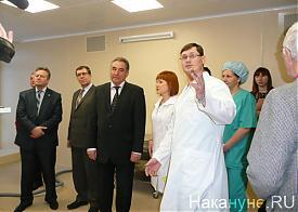 Курганский областной противотуберкулезный  диспансер, Олег Богомолов|Фото: Накануне.RU