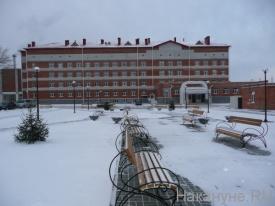 Курганский областной противотуберкулезный диспансер|Фото: Накануне.RU