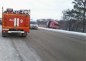 фура, автобус, ДТП, авария|Фото: ГУ МЧС по СО