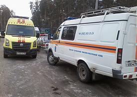 фура, автобус, ДТП, авария Фото: ГУ МЧС по СО
