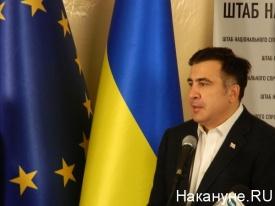 Михаил Саакашвили в Киеве|Фото:Накануне.RU
