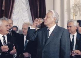 беловежское соглашение, борис ельцин|Фото: