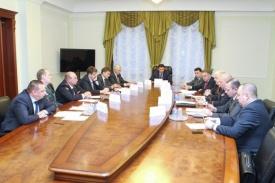 Юревич силовики совещание|Фото: gubernator74.ru