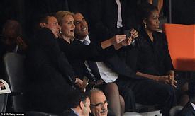 Барак Обама Дэвид Кэмерон|Фото:dailymail.co.uk