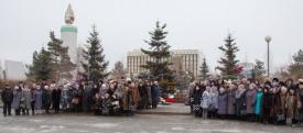съезд матерей и вдов погибших, тюмень|Фото:пресс-служба Сибнефтепровод