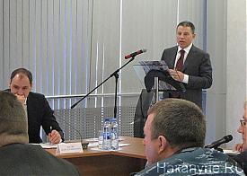 глава Первоуральского новотрубного завода, ПНТЗ, Андрей Комаров|Фото: Накануне.RU