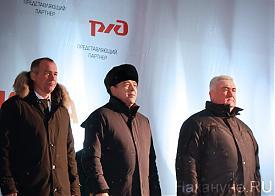 эстафета олимпийского огня, сочи 2014, факел, Куйвашев|Фото: Накануне.RU