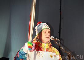 эстафета олимпийского огня, сочи 2014, факел, Анатолий Геращенко|Фото: Накануне.RU