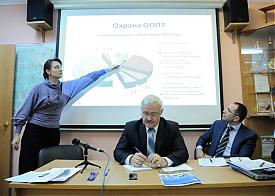 Конференция Аспекты экологичного недропользования, Lhoist, Александра Пономарева|Фото: пресс-служба компании ПроЛайм