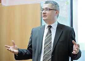Конференция Аспекты экологичного недропользования, Lhoist, Мариуш Янас|Фото: пресс-служба компании ПроЛайм