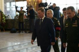 Иванов и Шойгу|Фото: кремль