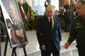путин, Калашников|Фото: кремль