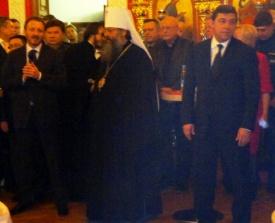 рождественский прием, митрополит кирилл, кириллов, куйвашев|Фото: