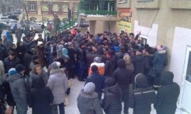 мигранты УФМС осада Курган|Фото: vk.com