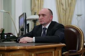 Борис Дубровский|Фото: пресс-служба президента РФ