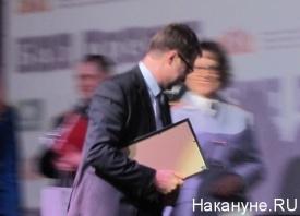 Дом печати, бал прессы, Полянин Фото: Накануне.RU