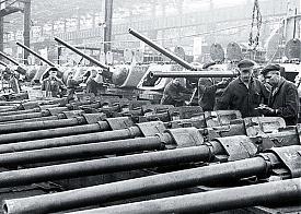 ВОВ, заводы, производство|Фото: