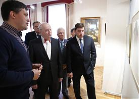 Россель, Куйвашев, музей|Фото: ДИП