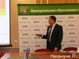 глава Кургана Павел Кожевников|Фото: Накануне.RU