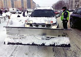 джип-грейдер Нижневартовск|Фото: twitter.com/Gorozhan