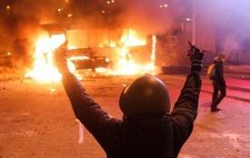 Киев, Евромайдан, погром, беспорядки|Фото: вконтакте